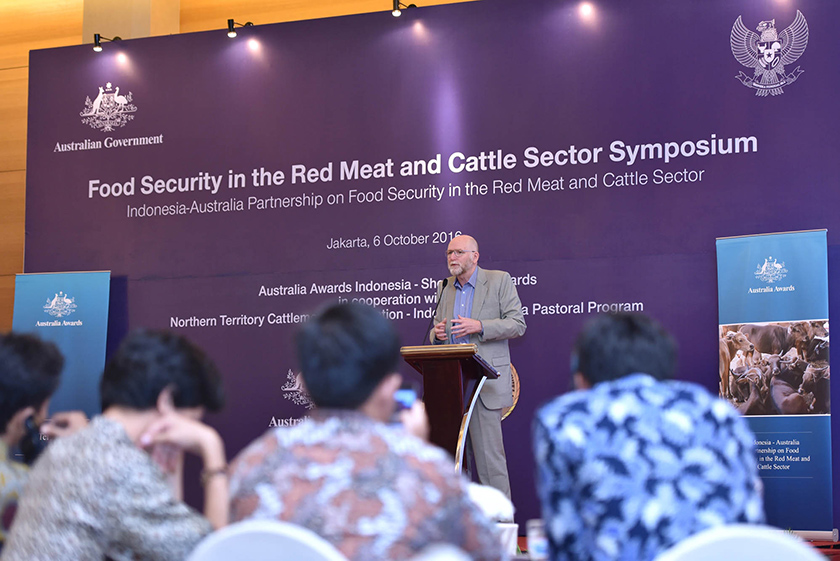 Food Security in the Red Meat and Cattle Sector Symposium 2016