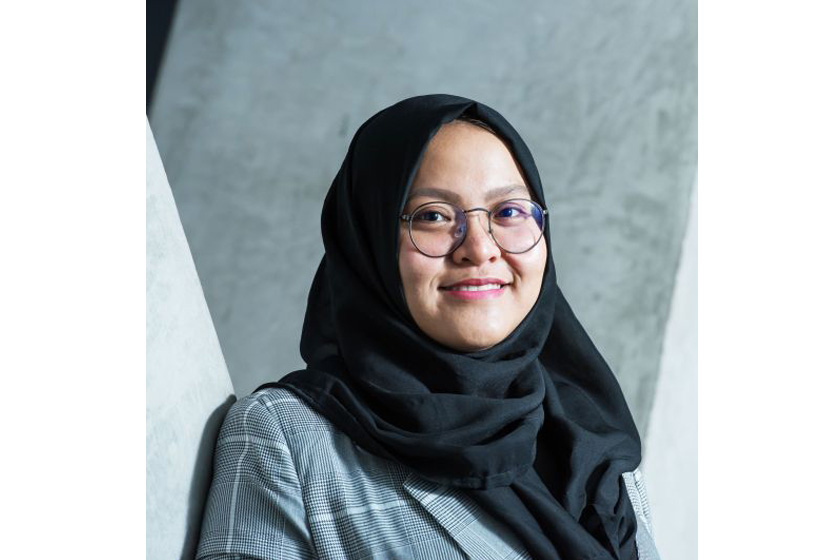 Siti Mahdaria: engaging with her community in Melbourne