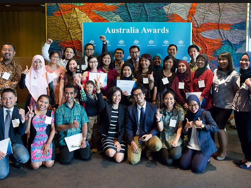 2016 DFAT-hosted Australia Awards Welcome and Farewell Celebrations