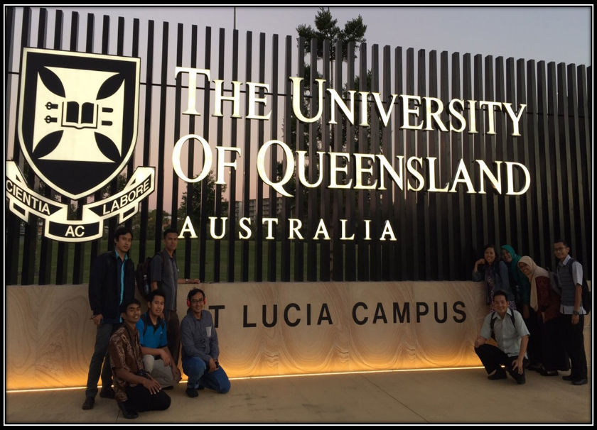 Participants of the Meat Production, Processing and Supply Chain Management Course at the University of Queensland