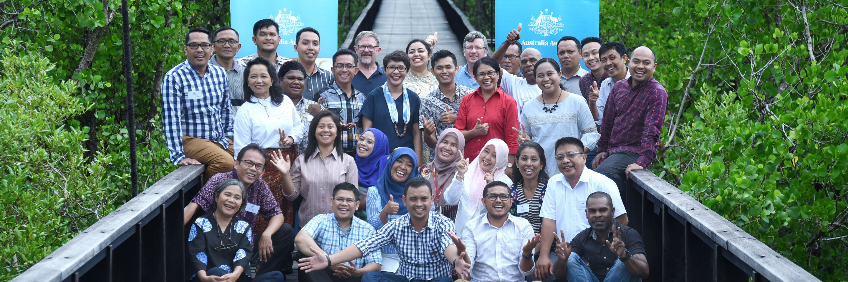 Tourism practitioners and policy makers from Eastern Indonesia participate in Sustainable Tourism for Regional Growth short course to improve linkages between tourism stakeholders and enhance business planning process.