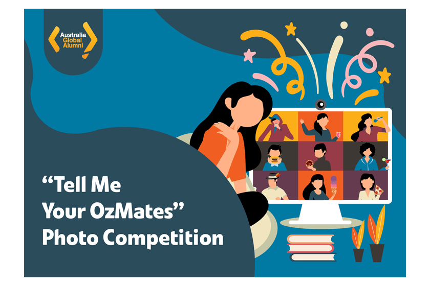 """Announcing the Winners of """"Tell Me Your OzMates"""" Photo Competition"""