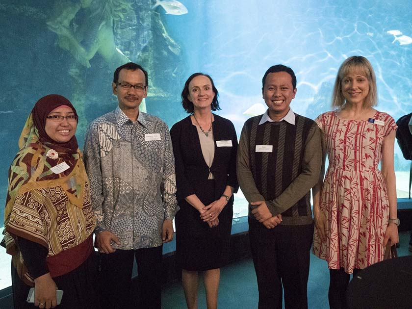 Visit of the Delegation of Ministry of Education and Culture to Australia in 2016